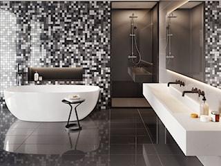 Jak wykorzystać mozaikę w łazience? Zobacz modne, ponadczasowe propozycje