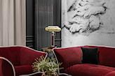 Salon - zdjęcie od Anna Serafin Architektura Wnętrz - Homebook