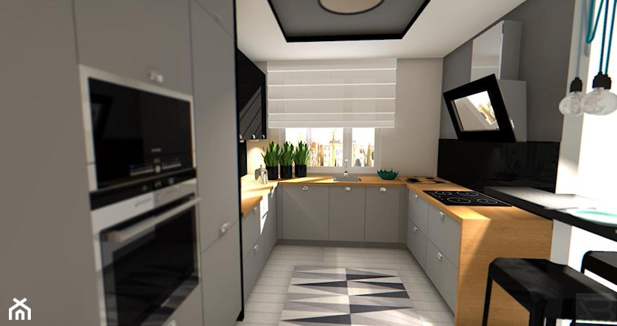 Wizualizacja Kuchnia Zdjęcie Od Anna Błaszczuk Architekt