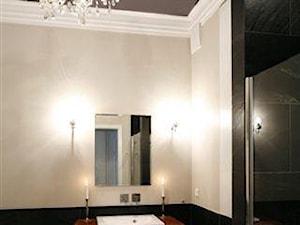 Apartament Gdynia-realizacja 2010 - Łazienka, styl eklektyczny - zdjęcie od Mogho-Design