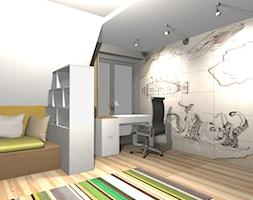 Pokój z tapetą wall & deco - Pokój dziecka - zdjęcie od Ars Deko Sp. zo.o - Homebook