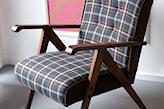 Fotel krata - zdjęcie od Juicy Colors - Homebook
