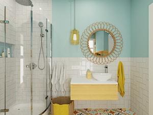 Słoneczna łazienka - zdjęcie od Martyna Szulist