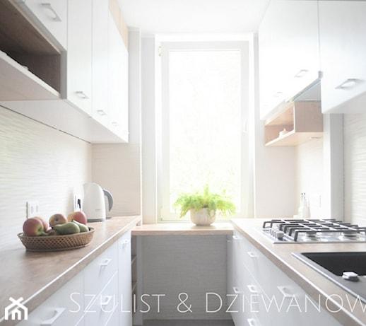 Metamorfoza kuchni w Gdańsku  zdjęcie od Martyna Szulist -> Salon Kuchni Gdansk