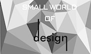 Small world of design - Bloger