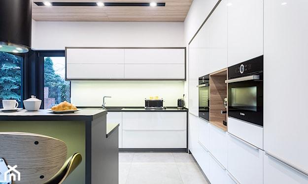 zimne oświetlenie kuchni