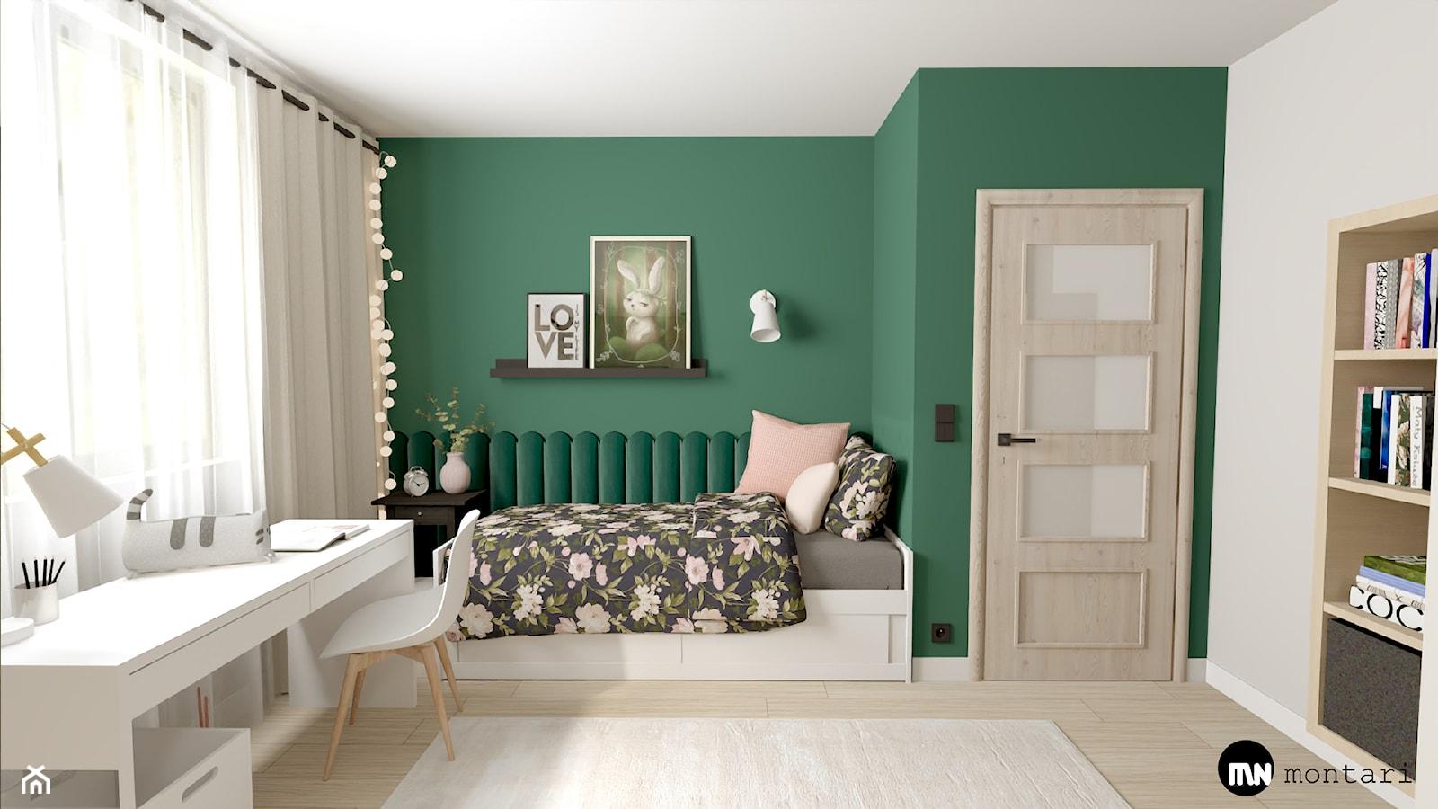 Wnętrza prywatne - Pokój dziecka, styl nowoczesny - zdjęcie od MONTARI - Homebook