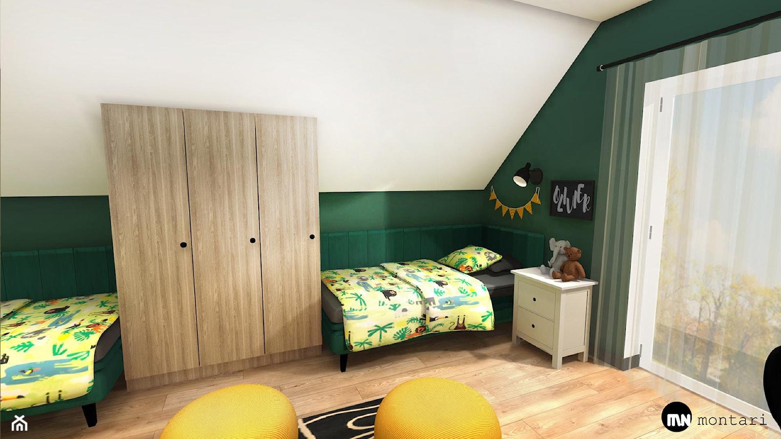 Pokój dziecięcy - Pokój dziecka, styl nowoczesny - zdjęcie od MONTARI - Homebook