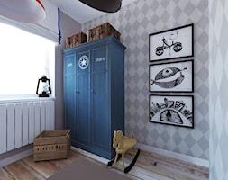 Mieszkanie w Olsztynie - zdjęcie od PRACOVNIA Projektowanie wnętrz