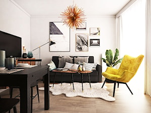Projekt mieszkania 30m2