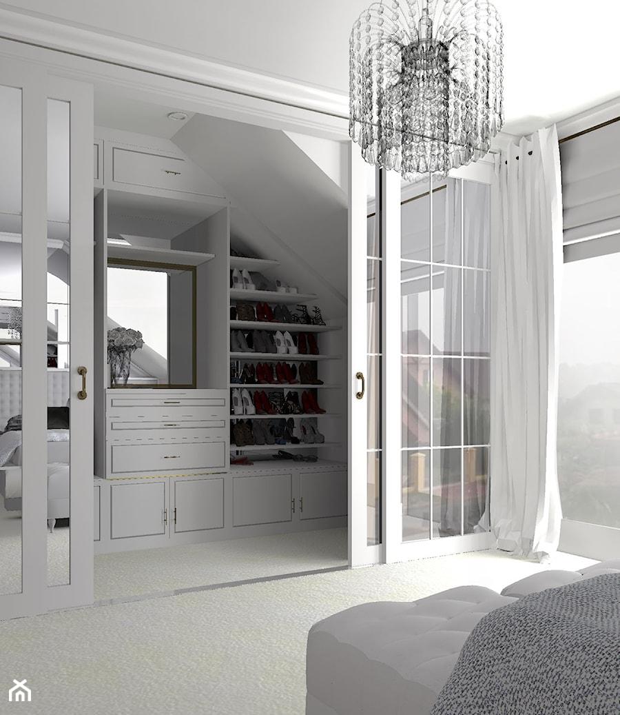 Garderoba Przy Sypialni Aranżacje Pomysły Inspiracje