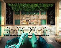 Projekt restauracji balijskiej - zdjęcie od gabriella-bober - Homebook