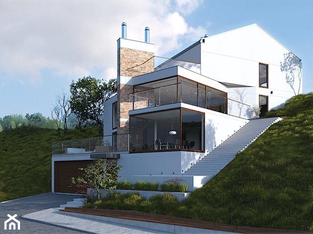 Dom jednorodzinny / Epalinges, Szwajcaria