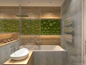 Łazienka w kawalerce - zdjęcie od Beauty Homes