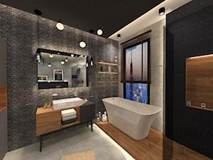 Łazienka Industrial - zdjęcie od Beauty Homes
