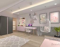 Skandynawski pokój nastolatki - zdjęcie od Beauty Homes