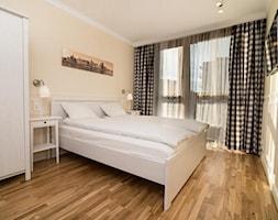 Apartament II | Gdańsk - Sypialnia, styl prowansalski - zdjęcie od kuldesign