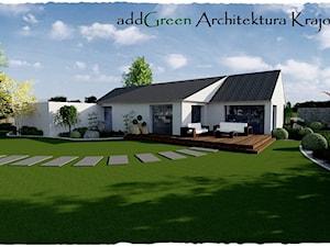 addGreen Architektura Krajobrazu - Architekt i projektant krajobrazu