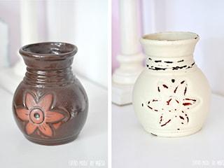 Jak pomalować starą ceramikę?