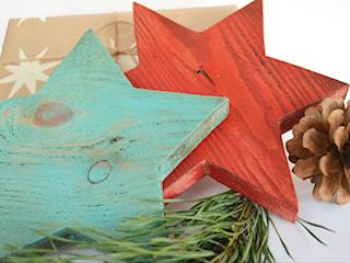 Jak zrobić świąteczne ozdoby z drewna?
