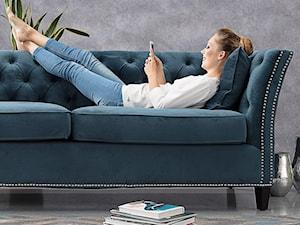 Sofy i fotele Chesterfield- klasyczne meble w nowoczesnej odsłonie