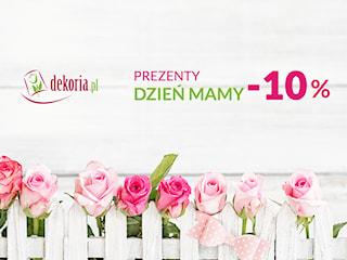 Prezenty na Dzień Matki - 10% taniej