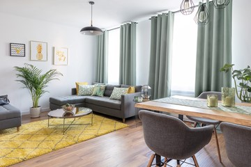 Jaki dywan wybrać do salonu? Oto 7 modnych propozycji