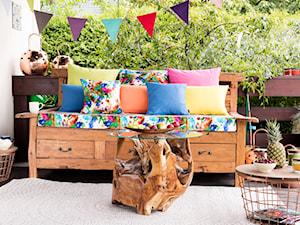 Jak wybrać dywan na taras i na balkon?