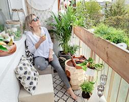 Osiedlowy+balkon+w+stylu+Boho+-+zdj%C4%99cie+od+Dekoria.pl