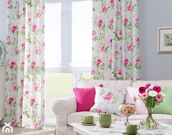 b985f9d6bfd1b Motywy kwiatowe w całym domu! - Ideabook użytkownika Dekoria.pl ...