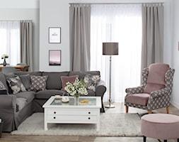 Kolekcja tkanin Cotton Panama, Gardenia i Velvet - zdjęcie od Dekoria.pl