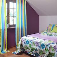 Nowoczesność w przyjaznej formie, Sypialnia, Style we wnętrzach