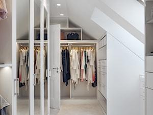 garderoba poddasze