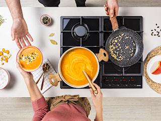 3 zalety nowoczesnych płyt gazowych, które ułatwiają codzienne gotowanie