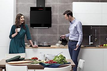 Kuchnia intuicyjna – jakie sprzęty wybrać, by wygodniej gotować?
