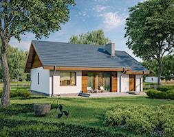 Projekt Domu - Murator C333m - Miarodajny wariant XII - zdjęcie od Murator PROJEKTY
