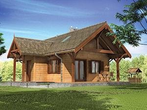 Projekt Domu - Murator C311S - Na przyszłość