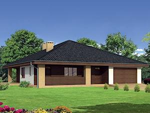Projekt domu – Murator C114c - Znany - wariant III
