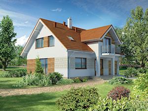 Projekt domu - Murator C236 - Trafny - zdjęcie od Murator PROJEKTY