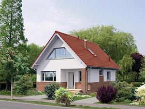 Projekt domu - Murator C256 - Gładki