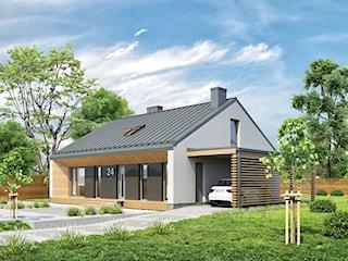 Projekt Domu - Murator M224 - Tylko jeden