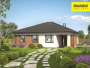 Projekt Domu - Murator C336 - Kwiatowy