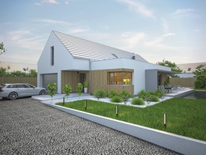 Projekt Domu - Murator EC379 - Nieporównywalny