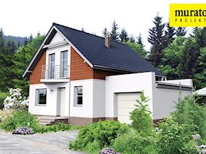 Projekt Domu - Murator EC151 - Systematyczny