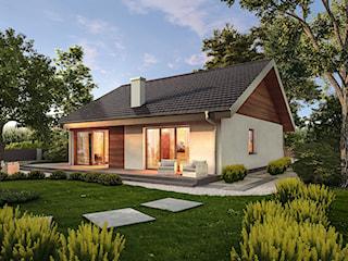 Projekt Domu - Murator C333r - Miarodajny - wariant XVI