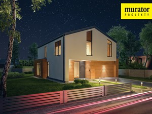 Projekt Domu - Murator EC362 - Efektywny