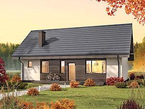 Projekt domu - Murator C324a - Piękny wariant I