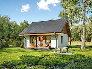 Projekt Domu - Murator C333i - Miarodajny wariant IX