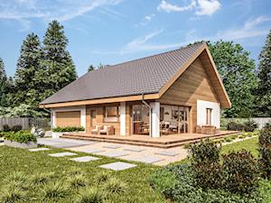 Projekt Domu - Murator C333u - Miarodajny - wariant XVIII