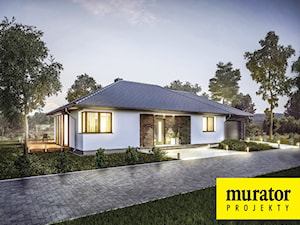 Projekt Domu - Murator C363 - Markowy